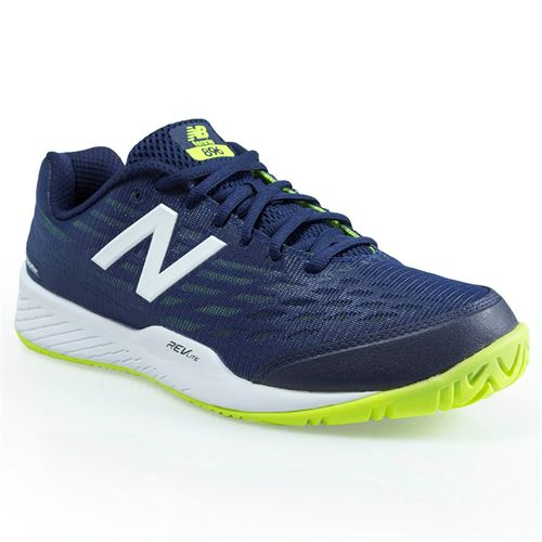 New Balance MCH896H2 (D) Mens Tennis Shoe - Pigment/High lite
