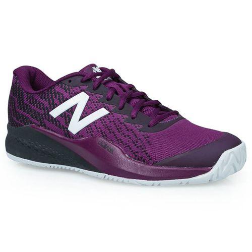 New Balance 996 (D) Mens Tennis Shoe - Maroon/Black