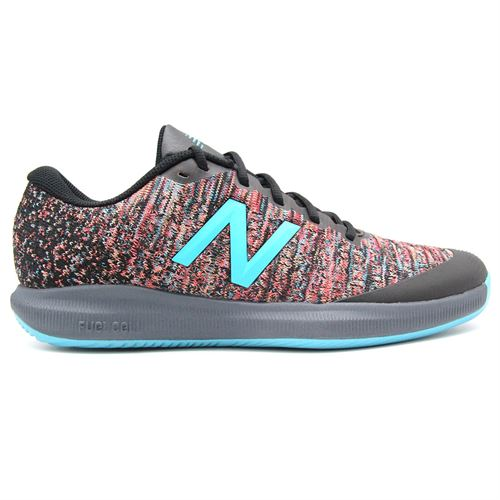 New Balance 996v4 (D) Mens Tennis Shoe - Grey/Blue