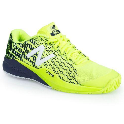 best service 5be11 1fd26 New Balance MCH996H3 (2E) Mens Tennis Shoe - Hi Lite  Pigment