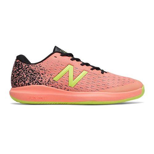 New Balance MCH996M4 Mens Tennis Shoe 2E Width Ginger Pink/Black MCH996M4 2E