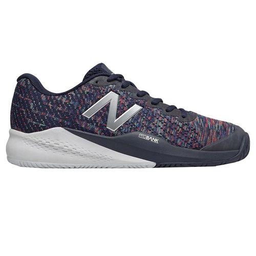 New Balance MC 996 (D) Mens Tennis Shoe - Pigment/Multi