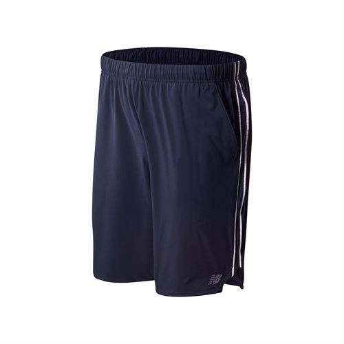 New Balance Rally 9 inch Short Mens Eclipse MS01412 ECL