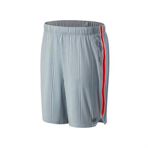 New Balance Rally 9 inch Short Mens Steel MS01413 SEL