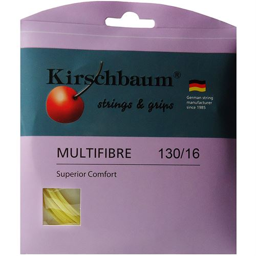 Kirschbaum Touch Multifibre 16G (1.30mm) Tennis String