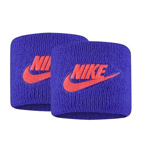 Nike Tennis Premier Wristbands - Concord/Laser Crimson