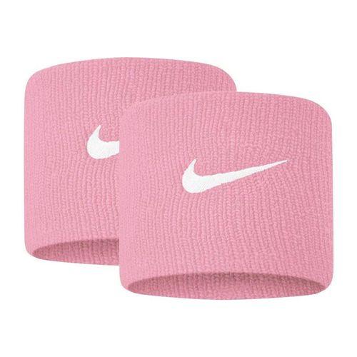 Nike Tennis Premier Wristbands - Beyond Pink/White