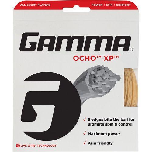 Gamma Ocho XP 16G Tennis String