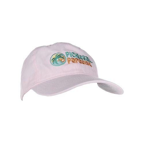 Pickleball Paradise Hat - Light Pink