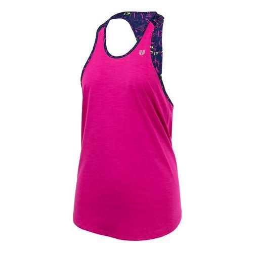 Eleven Prima Donna Post Tank - Pink Yarrow