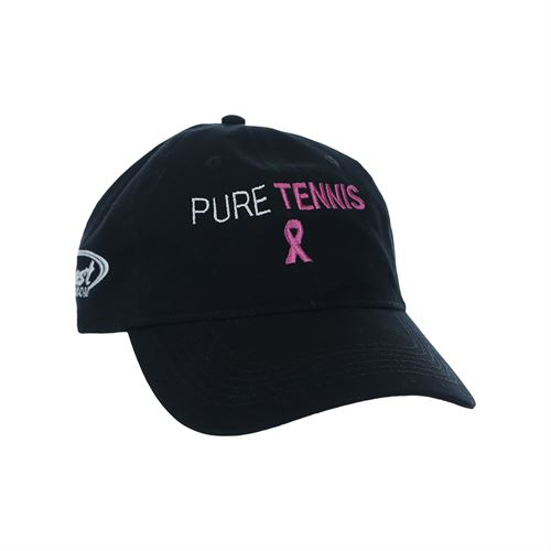 Pure Tennis Breast Cancer Awareness Hat