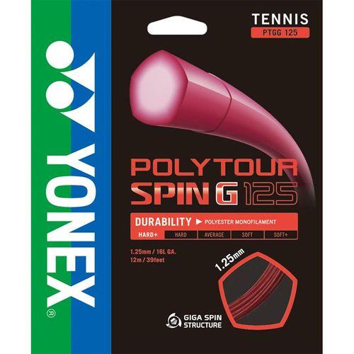 Yonex Polytour Spin G 125 16L Tennis String