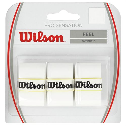 Wilson Pro Overgrip Sensation COLORS (3 pack)