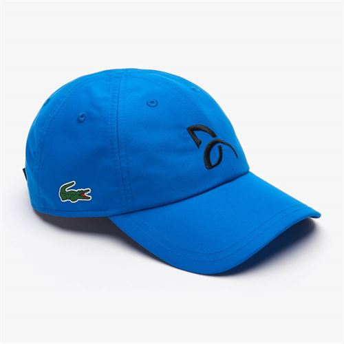Lacoste Djokovic Hat - Blue