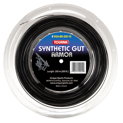 Tourna Synthetic Gut Armor 16 660ft.