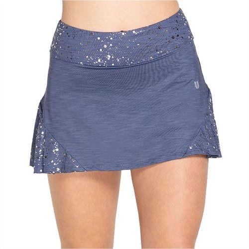 Eleven Shine Luminosity 14 inch Skirt Womens Cloudy Indigo SH5946 015