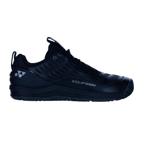 Yonex Eclipsion 3 Mens Tennis Shoe Black/Silver STE3BKSV