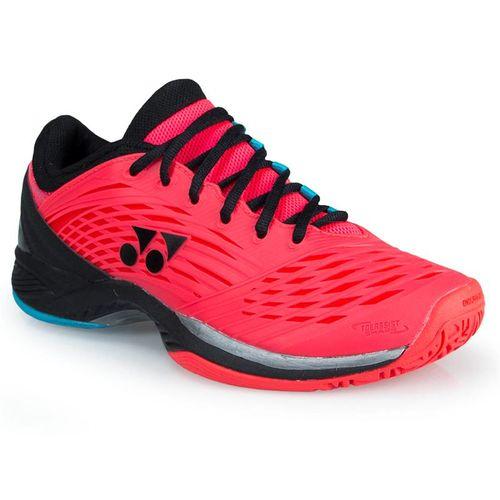 Yonex Power Cushion Fusion Rev 2 Mens Tennis Shoe - Coral/Red