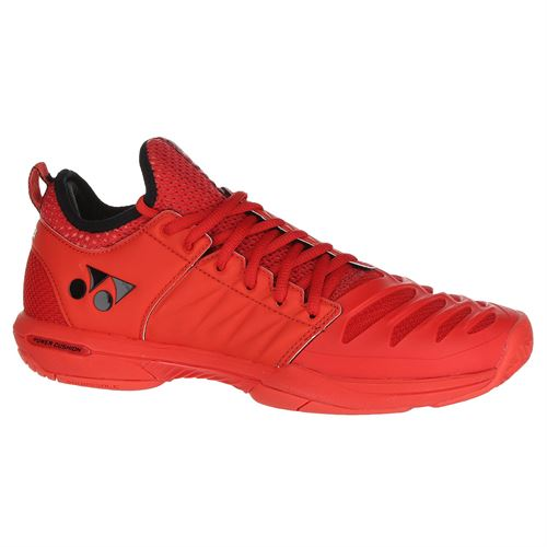 Yonex Power Cushion Fusion Rev 3 Mens Tennis Shoe - Red