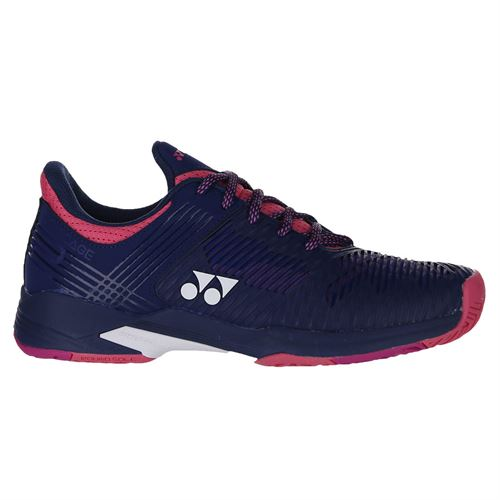 Yonex Sonicage 2 Womens Tennis Shoe Navy/Pink