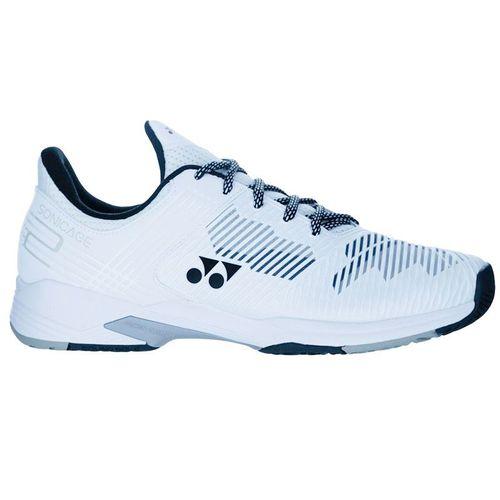 Yonex Sonicage 2 Mens Tennis Shoe White