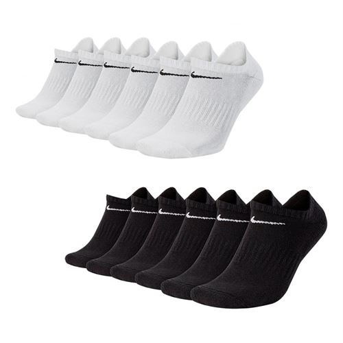 Nike Everyday Cushion No Show Sock 6 Pack