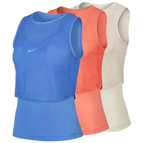 Nike Court Elevated Dry Tank Summer 20 B