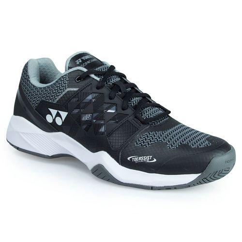 Yonex Power Cushion Sonicage Mens Tennis Shoe - Black