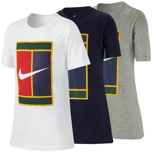 tee shirt nike tennis homme