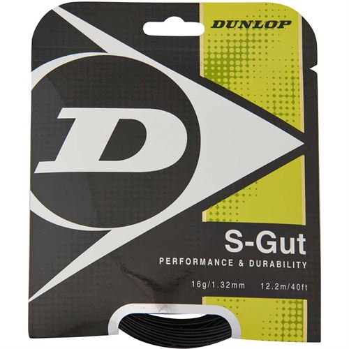 Dunlop S-GUT 16G Tennis String