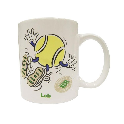 Tennis Drop Shot Mug T887-3