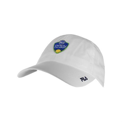 Fila Western and Southern Open Volunteers Cap - White