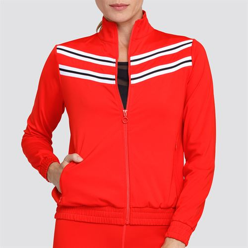 Tail California Dreams Sienna Jacket Womens Fiery Red TA2665 1908