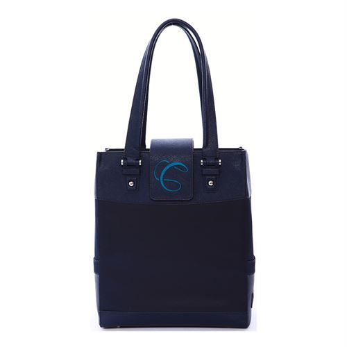 Cortiglia Tiburon Tennis Bag - Navy