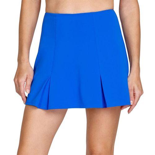 Tail Poppy Love Riviera Invert Pleat 14 1/2 inch Skirt Womens Azurite TC6348 1319