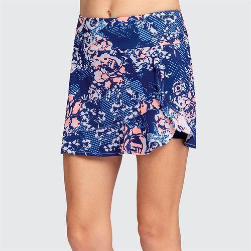 Tail Melon Punch Ruffle Hem Skirt - Botanic Blue