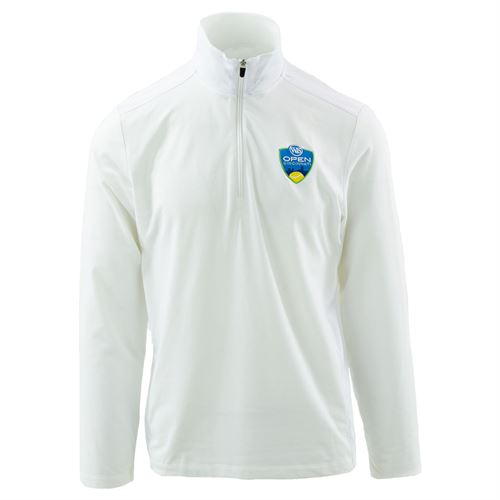 Fila Fundamental Western and Southern ½ Zip Jacket - White