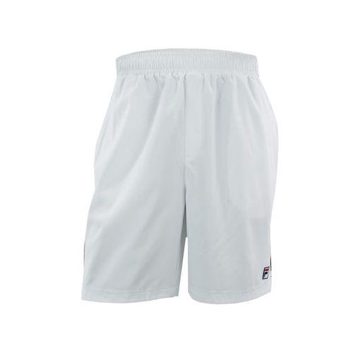 e0637d4a7d50 Fila Heritage 8 inch Short, TM911731 100 | Men's Tennis Apparel