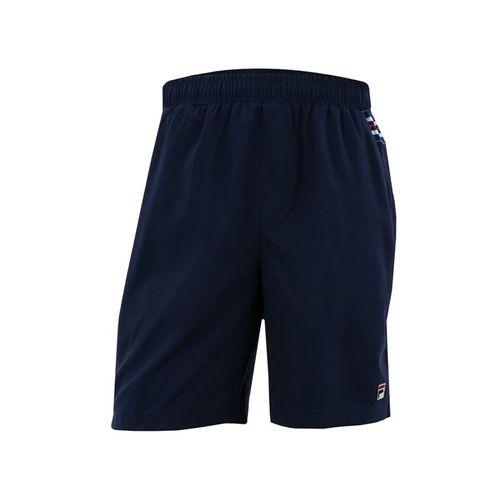 e40fb3f8078e Fila Heritage 8 inch Short, TM911731 412 | Men's Tennis Apparel
