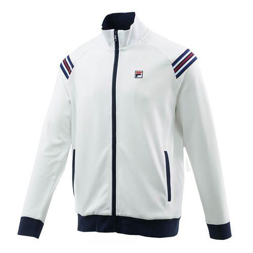 Fila Heritage Jacket - White/Navy
