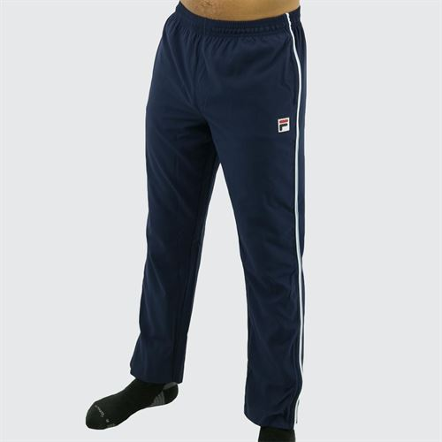 Fila Legend Pant, Navy/White/Placid Blue