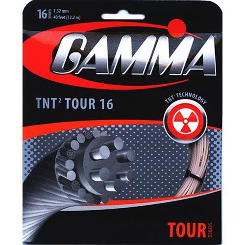 Gamma TNT Tour 16G Tennis String