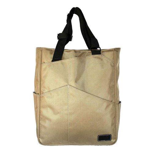 Maggie Mather Tote Bag - Khaki
