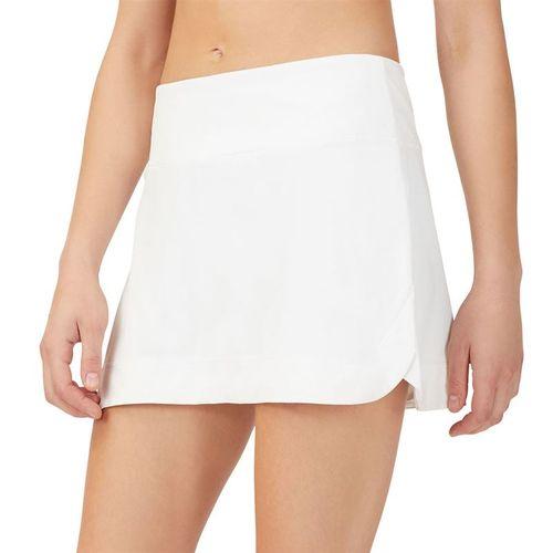 Fila Back Court A Line Skirt Womens White TW036891 100