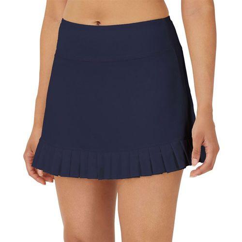 Fila Heritage Skirt Womens Navy TW036907 412