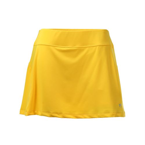 Fila Core A Line Skirt - Team Gold