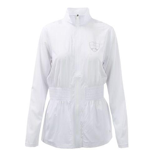 Fila Western & Southern Open Smocked Womens Jacket - White