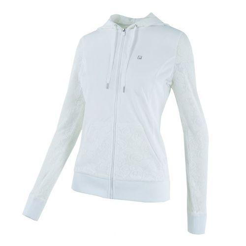 Fila The Championships Jacket - White