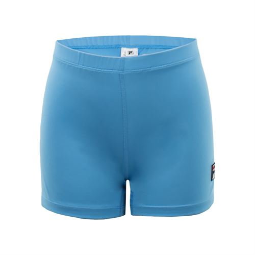 Fila Western & Southern Open Womens Ball Short - Bonnie Blue