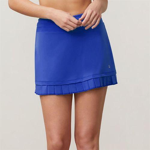 Fila Acqua Pleated Hem Skirt - French Blue